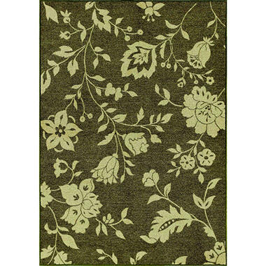 "Sophisticated Melody Area Rug - 8'2"" x 10' - Dill"