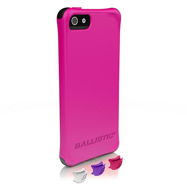 iPhone 4/4s Ballistic Smooth Series Case -Various Colors and Bumpers