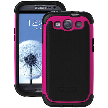 Ballistic SG Case for Samsung Galaxy SIII - Various Colors