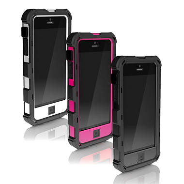 iPhone 5 Ballistic Hard Core (HC) Series Case  - Various Colors