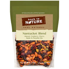 Back to Nature Nantucket Blend Fruit and Nut Mix - 28 oz.