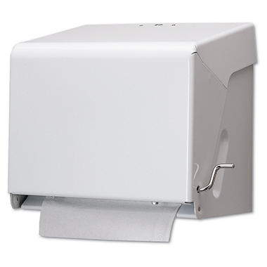 San Jamar Metal Crank Paper Towel Dispenser