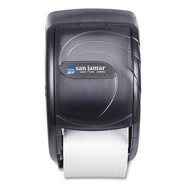 San Jamar Oceans Duette Toilet Paper Dispenser