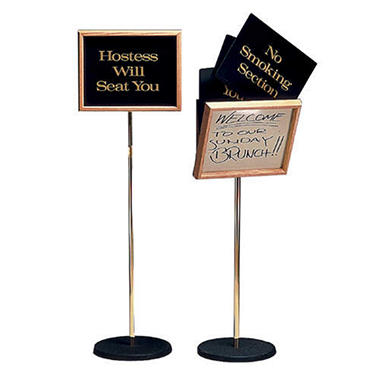 Freestanding Message Holder with 8 Messages