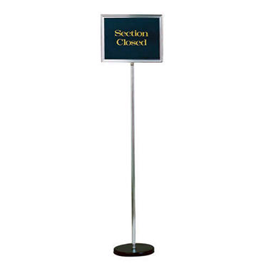 Freestanding Message Holder with 8 Signs