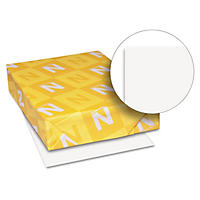 Wausau - Exact Index Card Stock, 110lb, White - 250 Sheets