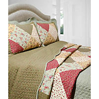 Vintage Classics Collection Oakridge Quilt Set - Various Sizes