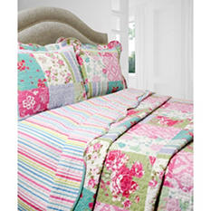 Vintage Classics Collection Coronation Quilt Set - Various Sizes