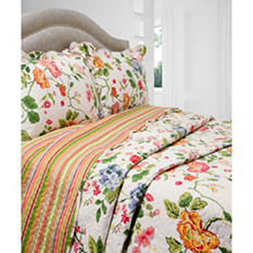 Vintage Classics Collection Amie Quilt Set - Various Sizes