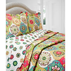 Vintage Classics Collection Lena Quilt Set