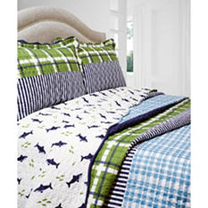 Vintage Classics Collection Royce Quilt Set - Various Sizes