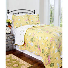 Vintage Classics Collection Tara Quilt Set - Various Sizes