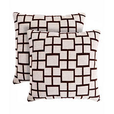 Contempo Decorative Pillows, Set of 2
