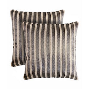 Richmond Stripe Decorative Pillows, Set of 2