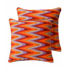 Zenez Decorative Pillows, Set of 2
