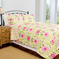 Home ID Collection Serenade Quilt Set - Various Sizes