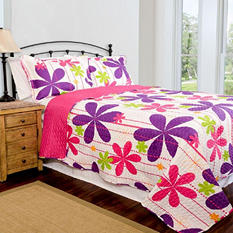 Home ID Collection Pandora Quilt Set - Various Sizes