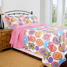 Home ID Collection Jennifer Quilt Set - Various Sizes