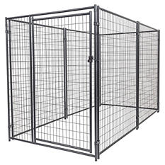 Lucky Dog Modual Kennel Welded Wire kit - 10'L x 5'W x 6'H