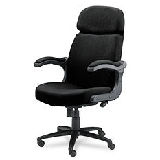Mayline Big & Tall Series Executive Chair, Black