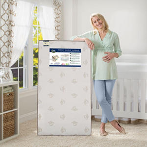 Serta Perfect Sunrise Supreme Crib & Toddler Mattress