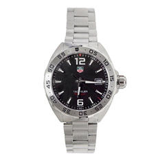 Men's TAG Heuer Formula 1 Watch With Stainless Steel Bezel