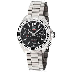 Men's TAG Heuer Formula 1 Watch with Alarm Function