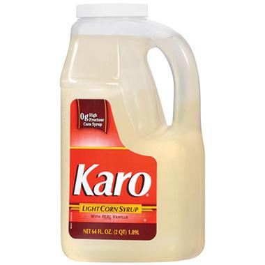 Karo® Light Corn Syrup - 64 oz.