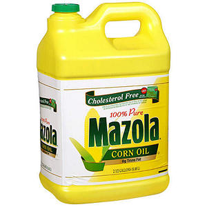 Mazola® Corn Oil - 2.5 gallon jug