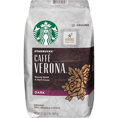 Starbucks Coffee, Caffe Verona (2 lb.)