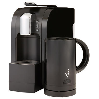 Verismo System by Starbucks 580 with Electric Frother & 24 Verismo Pods