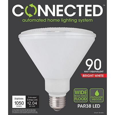 17 Watt Soft White LED PAR38 Flood Light for Connected Lighting