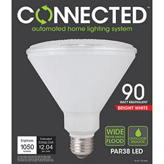 17 Watt Soft White LED PAR38 Flood Light for Connected Lighting