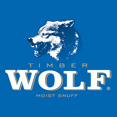 Timber Wolf Full Cut Wintergreen ( 5 cans)