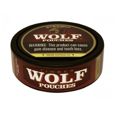 Timberwolf Straight Pouch (10 cans)