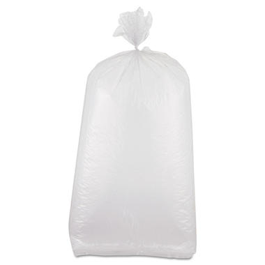 "Poly Food Bags, 8"" x 3"" x 20"" (1,000 ct.)"