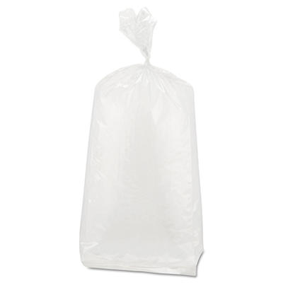 "Poly Food Bags, 4"" x 2"" x 12"" (1,000 ct.)"