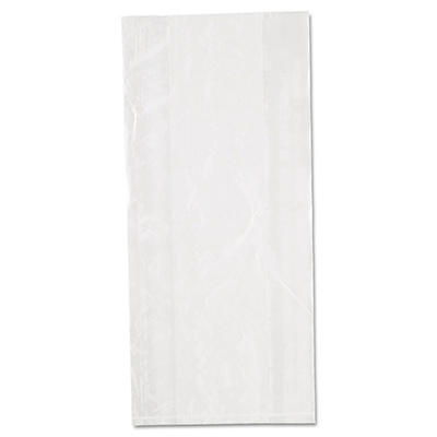 """Poly Food Bags, 8"""" x 4"""" x 18"""" (1,000 ct.)"""