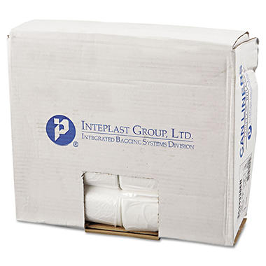Commercial Coreless Roll Can Liners - 12-16 gal - 1000 ct.