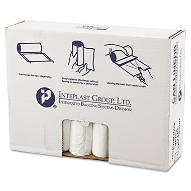 Commercial Coreless Roll Can Liners - 33 gal - 500 ct.