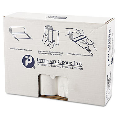 Commercial Coreless Roll Can Liners - 60 gal - 200 ct.