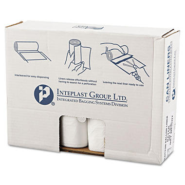 Commercial Coreless Roll Can Liners - 55-60 gal - 200 ct.