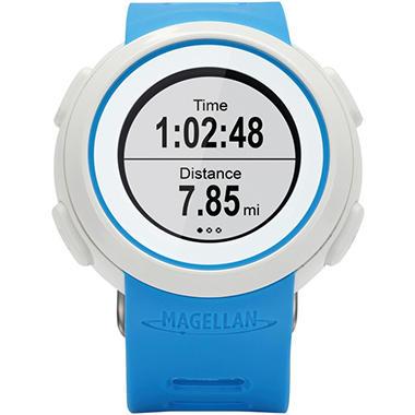 Magellan TW0101SGXNA Echo Fitness Watch (Blue)