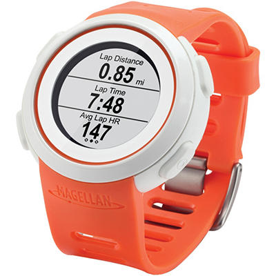 Magellan TW0102SGXNA Echo Fitness Watch (Orange)