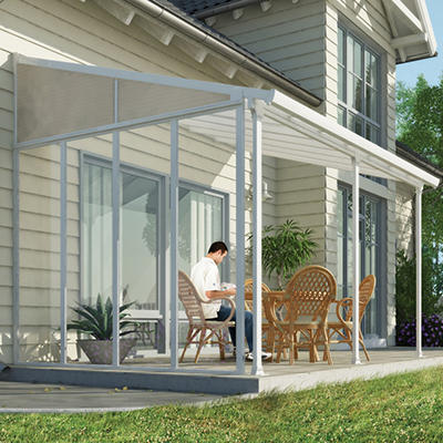 Palram Feria™ 10' Patio Cover Sidewall Kit