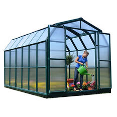 Grand Gardener 2 Twin Wall 8' x 12' Greenhouse