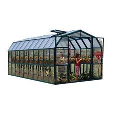 Grand Gardener 2 Clear 8' x 20' Greenhouse