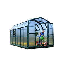 Prestige 2 Twin Wall 8' x 12' Greenhouse