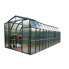 Prestige 2 Twin Wall 8' x 20' Greenhouse