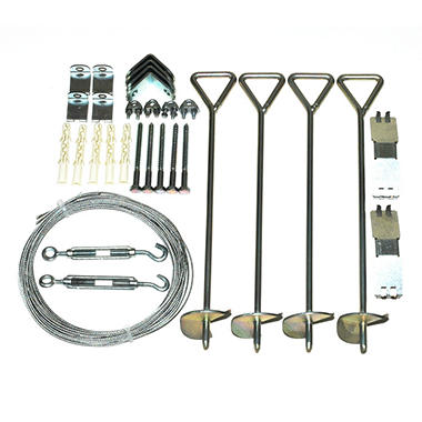 Greenhouse Cable Anchor Kit